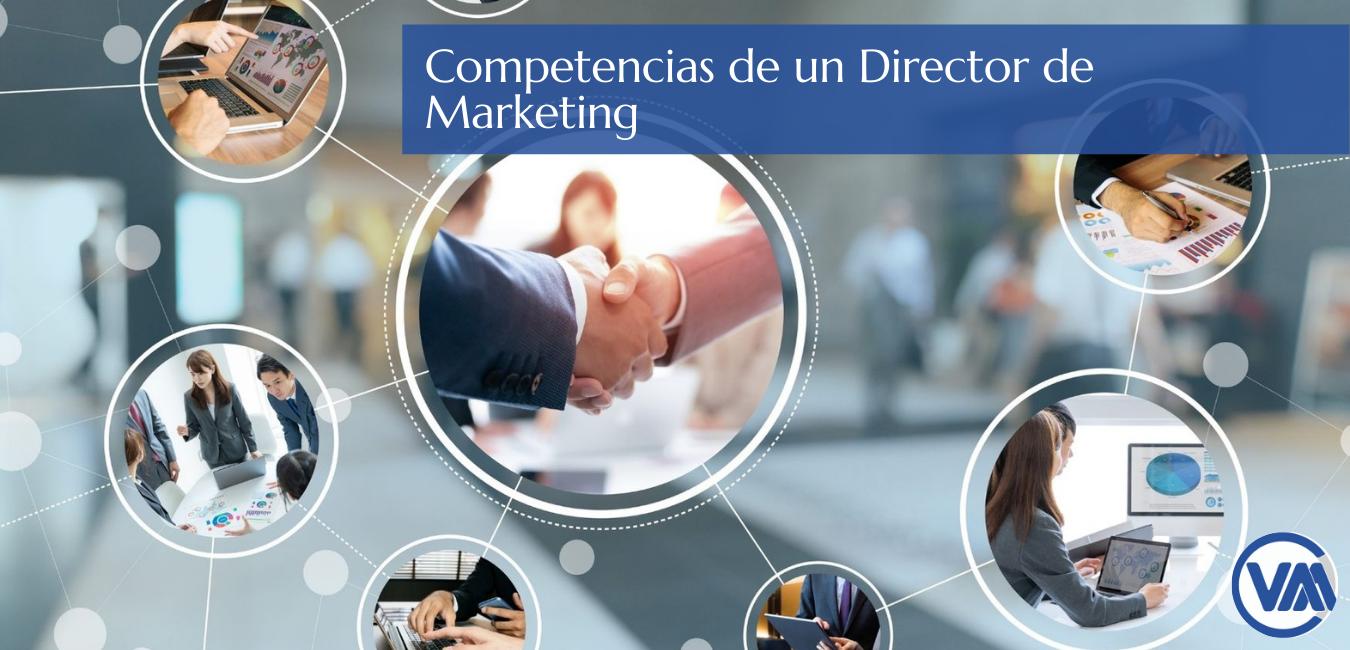 Competencias de un Director de Marketing web