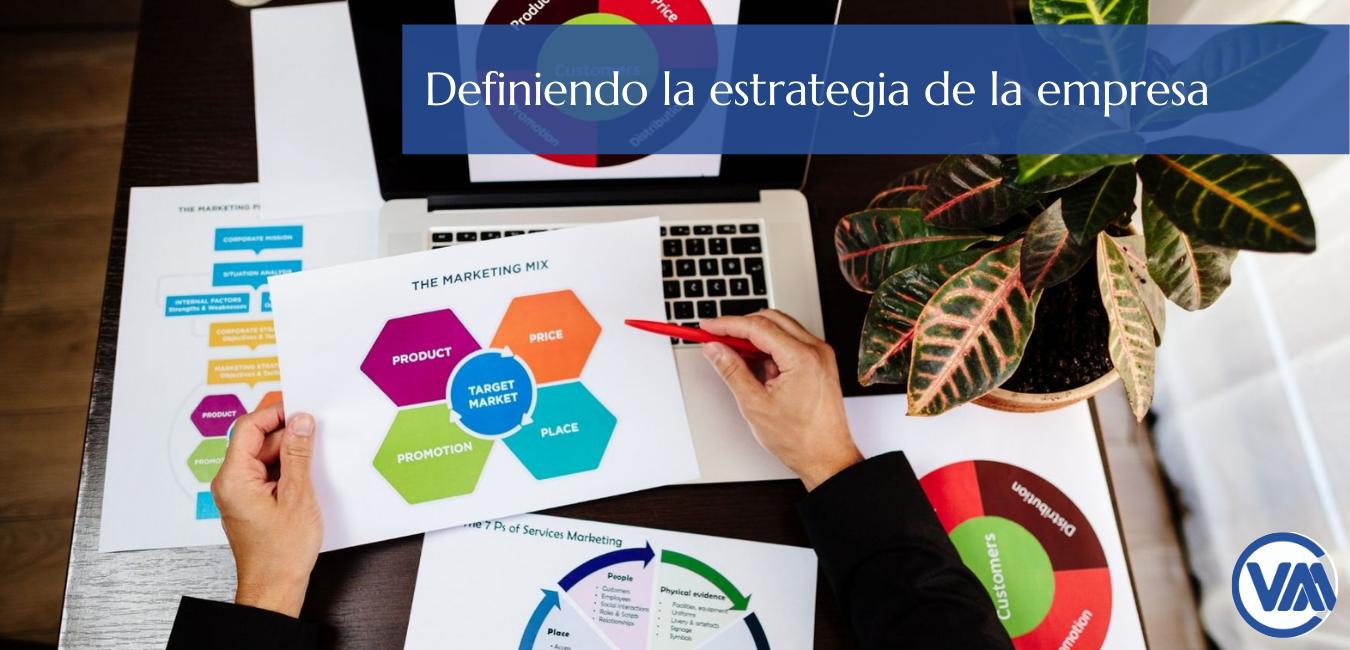 Definiendo la estrategia de marketing web