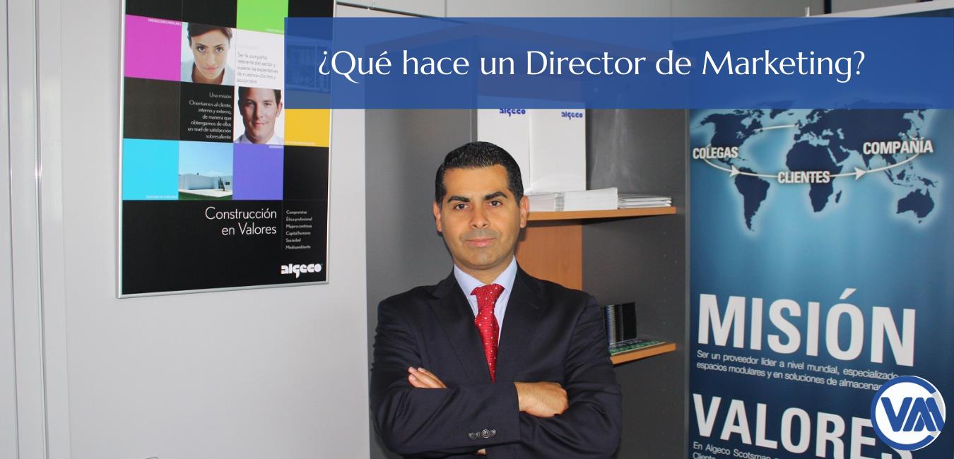 Director de Marketing, un activo fundamental para las empresas . Carlos Valdivieso