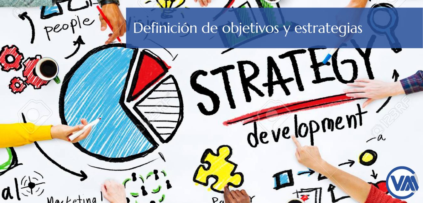 Definición de objetivos y estrategias en gastromarketing