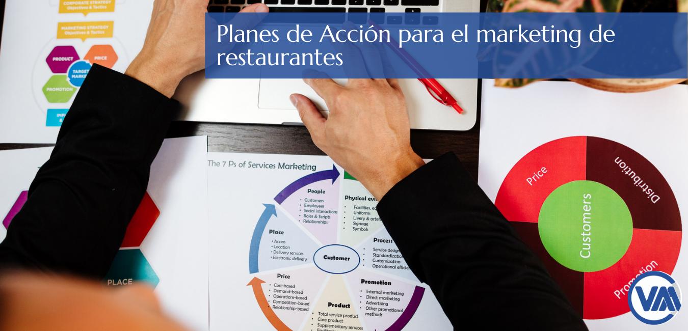 Planes de acción para el gastromarketing