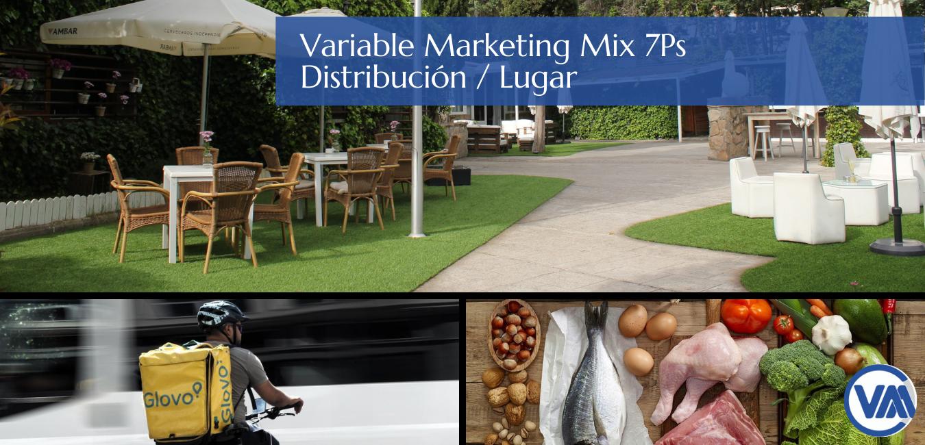 Variable Distribución en gastromarketing