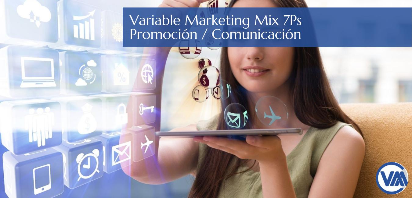 Variable Promoción y Comunicación en gastromarketing